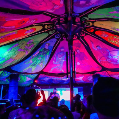 DJ Elkymbo - Bass Camp Australia