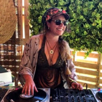 DJ Vida Loca at Bass Camp